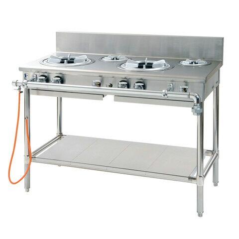 フジマック ガステーブル(外管式) FGTSS126022 【 メーカー直送/代引不可 】【厨房館】