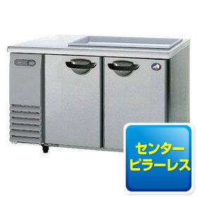【 業務用 】パナソニック サンドイッチユニット冷蔵庫 SUR-GS1261SA 1200×600×812 センターピラーレス仕様
