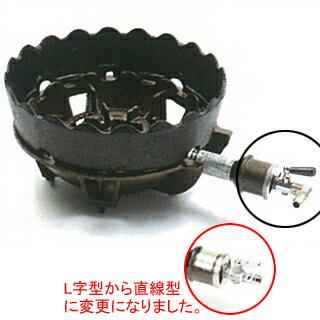 【 業務用 】タチバナ製作所 PS認定 JIA認定 一重小・種火なし 浅型上置セット ガスコンロ TS-510AU