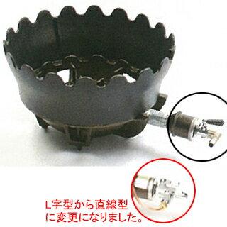 【 業務用 】タチバナ製作所 PS認定 JIA認定 一重小・種火付 上置セット ガスコンロ TS-510PU