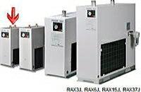 オリオン機械 RAX3J-A2 冷凍式エアードライヤー 空冷式 小型シリーズ 単相200V