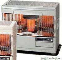 サンポット FFR-7030KF (SG)シルバーグレー FF式石油暖房機 カベック