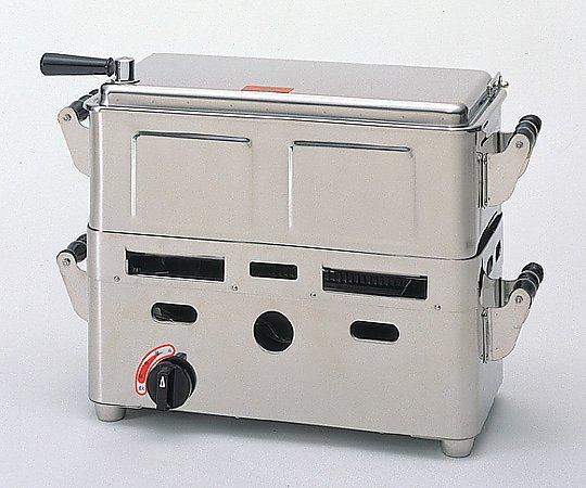 ガス用圧電式卓上型煮沸消毒器 天然ガス コンロ(大)