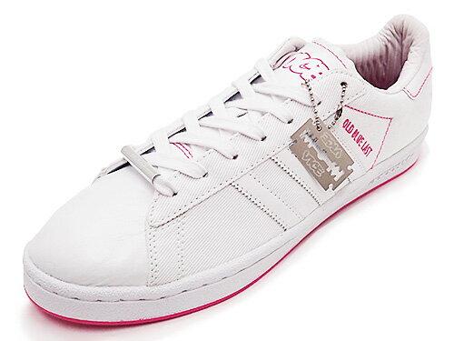 ADIDAS アディダス ADICOLOR CENTURY LO P 3 アディカラー センチュリー ロー white/pink ホワイト/ピンク 562894
