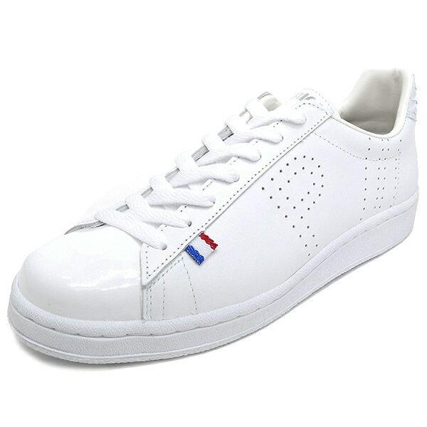 PATRICK パトリック QUEBEC P/S WHT ケベック・P スネーク white ホワイト 528040 16SS