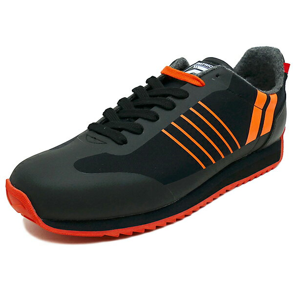PATRICK DUROC BLK/ORG black/orangeパトリック デュロック ブラック/オレンジ日本製 black ブラック NR170304-BLKORG 17FW