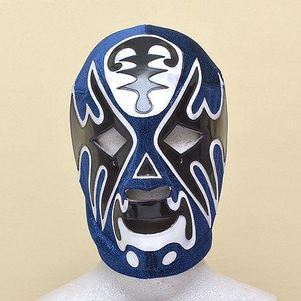 《試合用プロレスマスク:アトランティス》