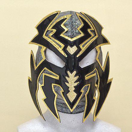 《試合用プロレスマスク:クモ》