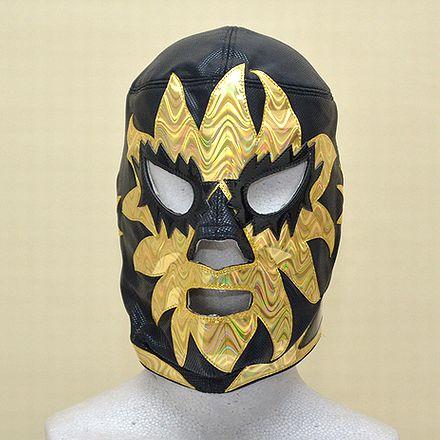 《試合用プロレスマスク:ソラール(2)》