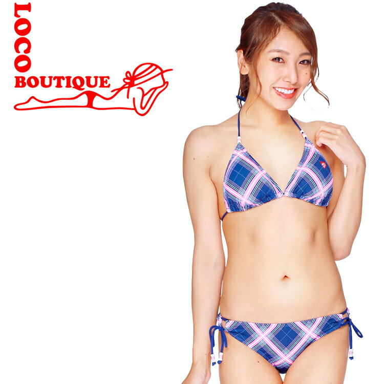 【LOCO BOUTIQUE(ロコブティック) MJF02595 Scotchy [Navy] 【05P05Nov17】