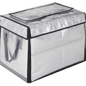 クーラーバッグ 保冷 物流保管用品 運搬台車 カゴ車 ハンドトラックボックス保冷タイプ600×450 THB100C