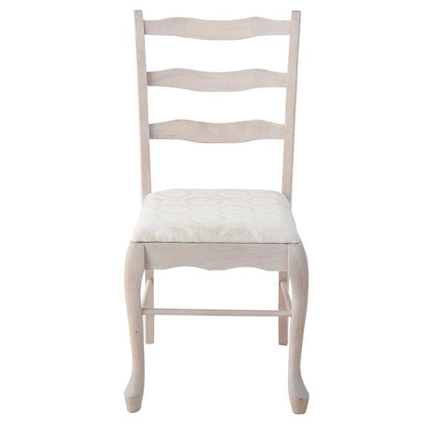 【ポイント最大36倍+5倍】チェアー 椅子 猫脚  白家具 白い家具 白いイス お姫様 ロマンティック プリンセス【限界価格】【クーポン除外品】 t002-m039- ダイニングチェア 食卓椅子 いす イス (soun)