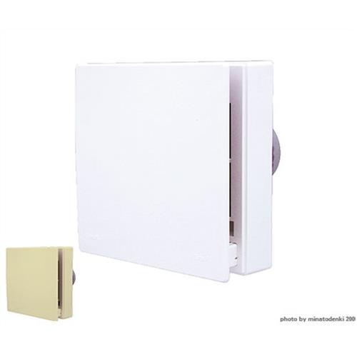 高須産業 換気扇 PFFA-100K 給気パイプファン (手動シャッター付/スイッチ付/居室用)