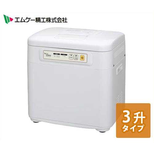 エムケー 餅��機 RM-301SN (3�タイプ�蒸�機能付�)