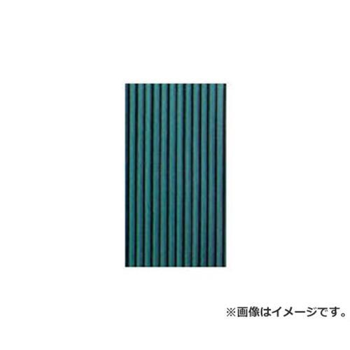 ミヅシマ ビニール長マット B山 910mmX20M グレー 4110310 [r20][s9-910]