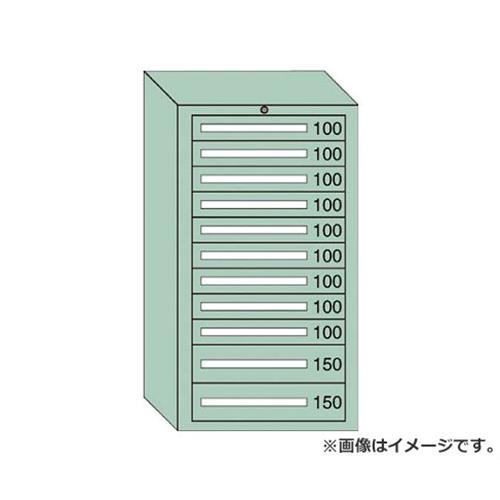 OS ミドルキャビネットMD型 最大積載量1200kg 引出し9×2段 MD1216 [r20][s9-910]