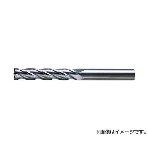 三菱 4枚刃超硬センタカットエンドミル(ロング刃長) ノンコート 20mm C4LCD2000 [r20][s9-910]