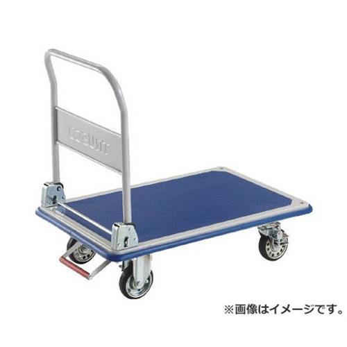 TRUSCO ドンキーカート 折りたたみ式915×615 ピン式4輪S付 301NJKB4 [r20][s9-910]