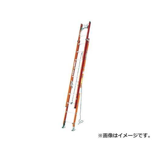 ピカコーポレーション(Pica) FRP製2連はしご グラッド 6.5m GLD65WA [r20][s9-910]