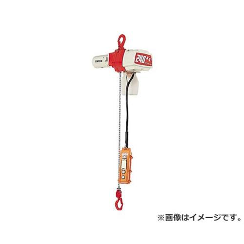 キトー セレクト 電気チェーンブロック 2速選択 160kg(SD)x3m ED16SD [r20][s9-910]
