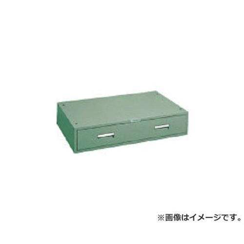 TRUSCO 作業台用引出 幅広1段 グリーン FL1 [FL-1][r20][s9-910]
