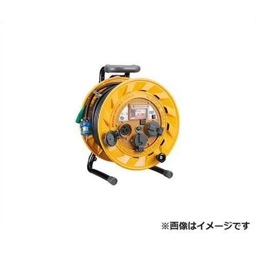 ハタヤリミテッド コードリール TBR-301KG [温度センサー アースチェック こーどりーる BR ニュートビプラグ コンセント 接地端子 極性][r20][s9-910]