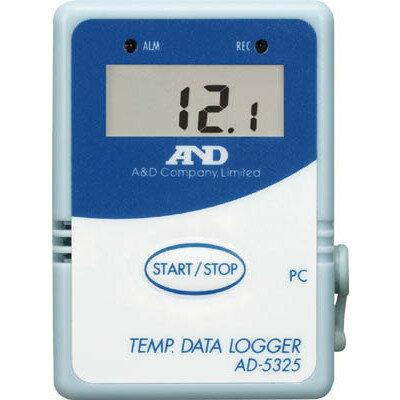 エー・アンド・デイ A&D 温度データーロガー 4000メモリースタート・セット AD5324SET