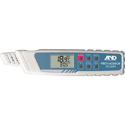 エー・アンド・デイ A&D 携帯型熱中症指数モニター AD5694
