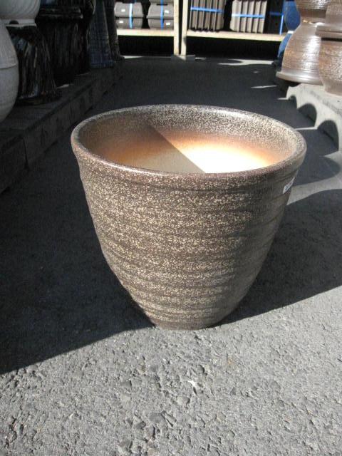 �木鉢    信楽焼�窯肌�木鉢 信楽鉢�イ�ャーロング大