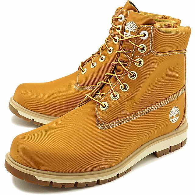 【20%OFF】【在庫限り】Timberland ティンバーランド メンズ RADFORD Ccanvas Boot ラドフォード キャンバス ブーツ ウィートテキスタイル (A1M8X FW17)【e】【ts】【コンビニ受取対応商品】