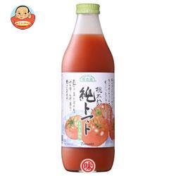 マルカイ 順造選 純トマトジュース 1000ml瓶×12(6×2)本入