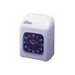 【小型電子タイムレコーダー】タイムレコーダーEX3000NCアマノ