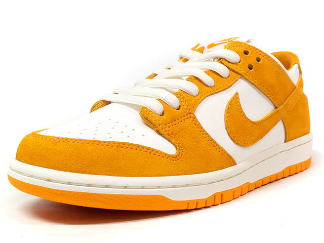 NIKE [ナイキ ズームダンクロープロ サーキットオレンジ ナイキスケートボーディングリミテッドエディション] ZOOM DUNK LOW PRO CIRCUIT ORANGE LIMITED EDITION for NIKE SB ORG/WHT (854866-881)