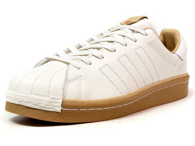 adidas [アディダス スーパースターカッシーナ コンソーシアムリミテッドエディション] SUPERSTAR KASINA KASINA LIMITED EDITION for CONSORTIUM O.WHT/BGE (CM8002)