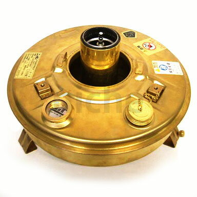 ゴールドフレーム ( IS-3 )用 部品 油タンク(組) 日本船燈 (ニッセンストーブ)  【日本船燈(ニッセン)】