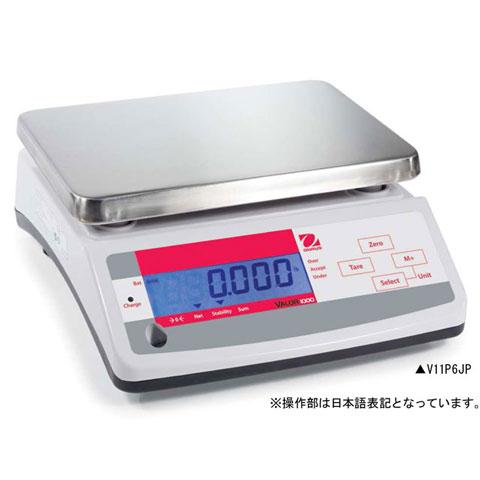 デジタル上皿はかり 3kg V1000シリーズ V11P3JP 無検定品 オーハウス