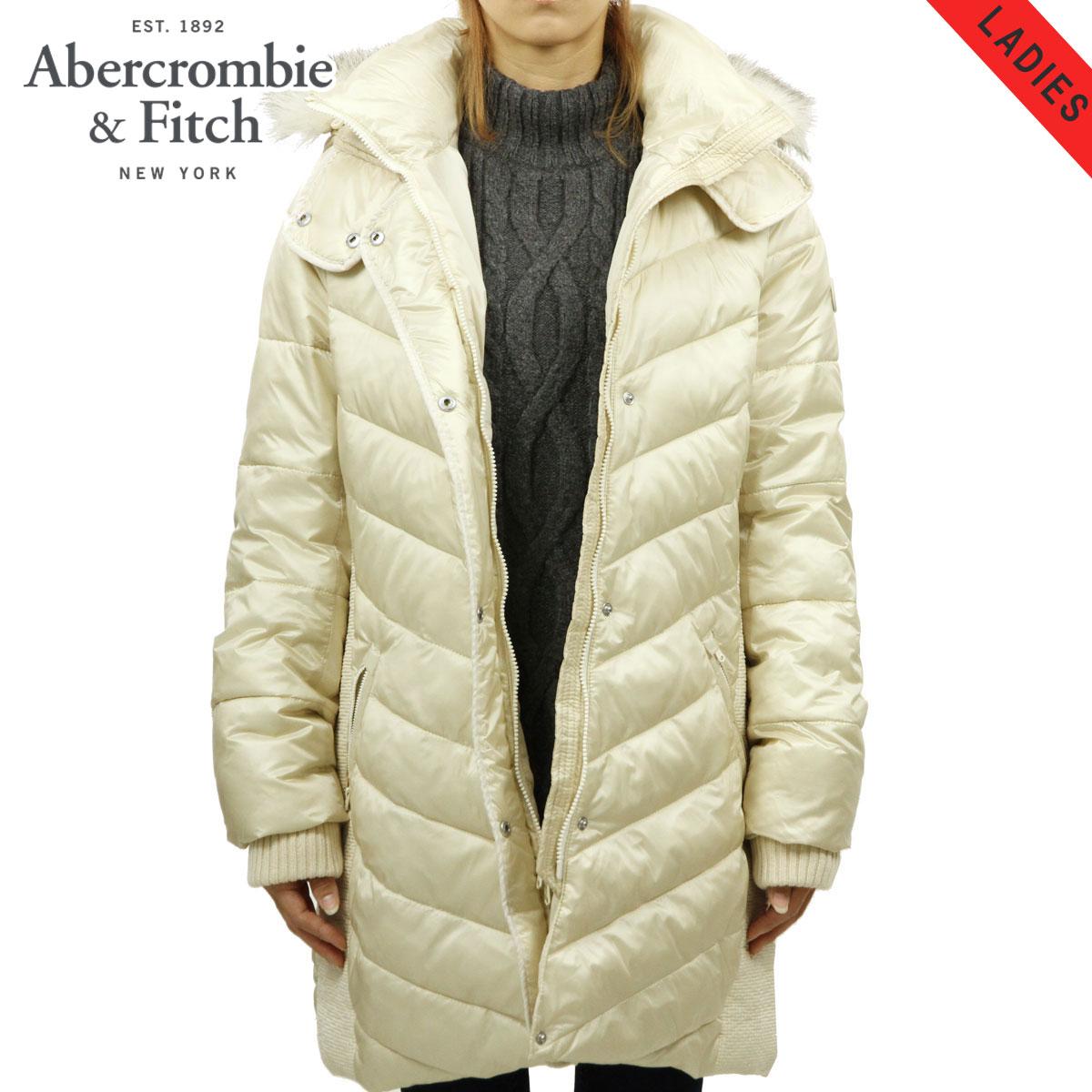 アバクロ Abercrombie&Fitch 正規品 レディース アウター QUILTED NYLON PARKA 144-442-0503-100