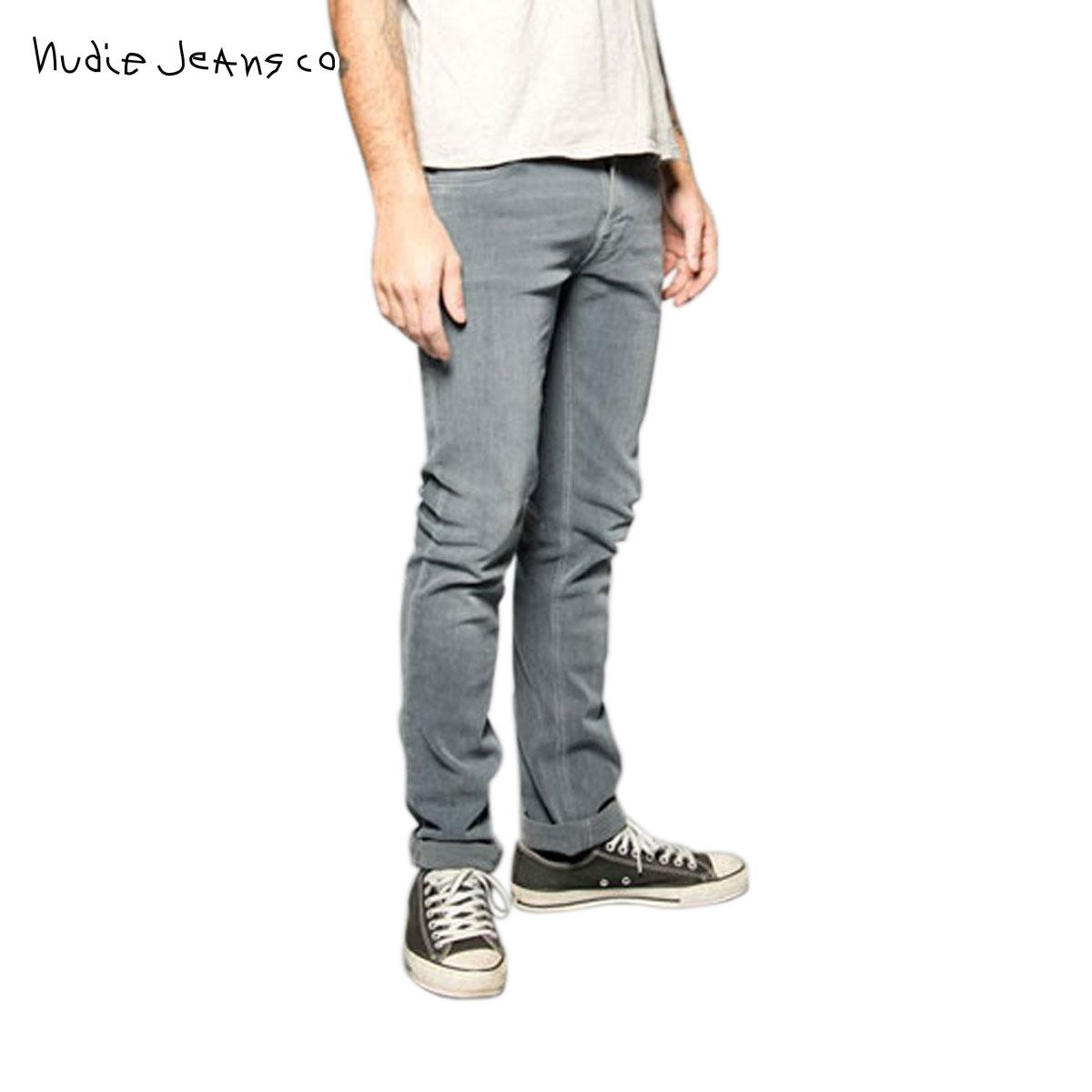 【販売期間 10/6 10:00~10/13 9:59】 ヌーディージーンズ Nudie Jeans 正規販売店 メンズ ジーンズ Thin Finn 221 Organic Lighter Shade