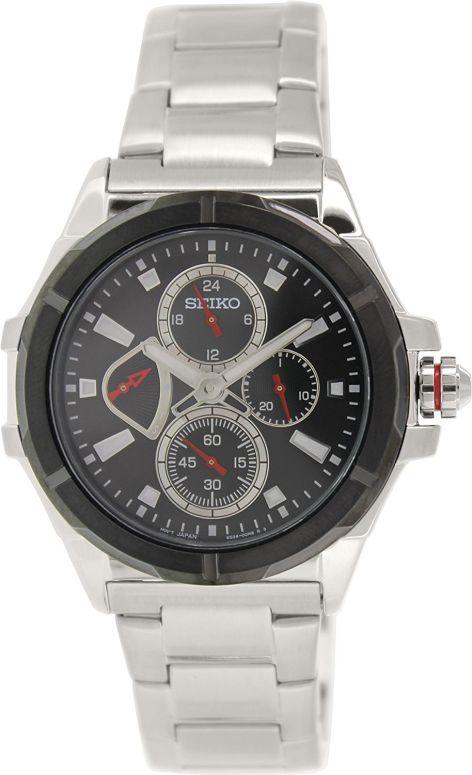 セイコー SEIKO 男性用 腕時計 メンズ ウォッチ ブラック SRL035 送料無料