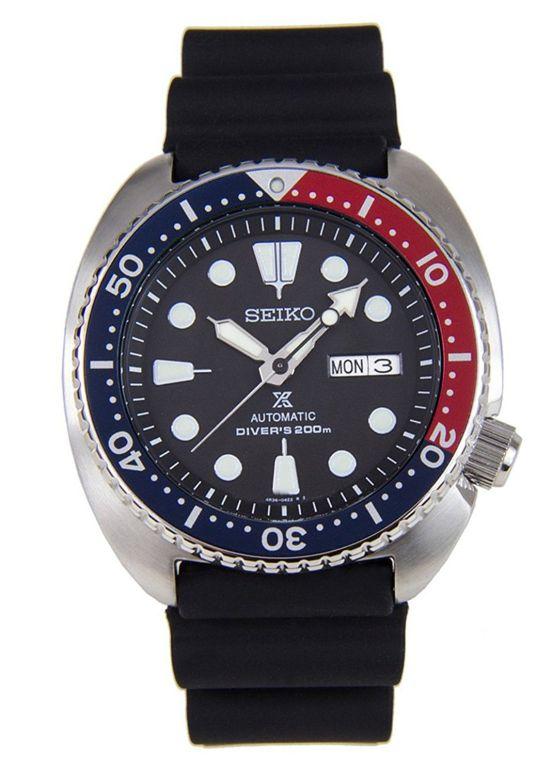 セイコー プロスペックス SEIKO 男性用 腕時計 メンズ ウォッチ ブラック SRP779 送料無料