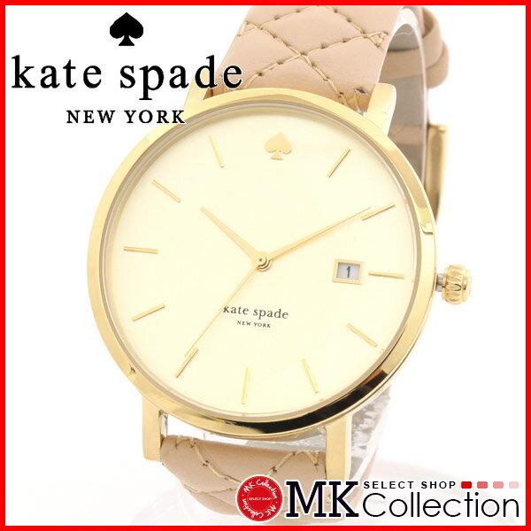 ケイトスペード 時計 レディース Kate Spade METRO GRAND QUILTE 腕時計 おすすめ レザー 1YRU0844