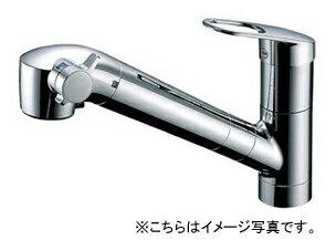 【単品販売は出来ません】TOTO システムキッチン ミッテ用オプション浄水器兼用水栓(ハンドシャワー式)へ仕様変更