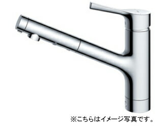 【単品販売は出来ません】TOTO システムキッチン ミッテ用オプションミクロソフトシャワー水栓(ハンドシャワー式)へ仕様変更