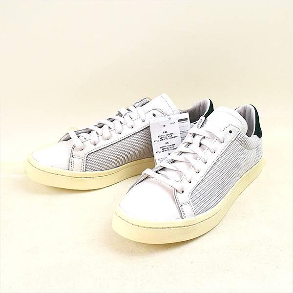 adidas アディダス Court Vantage S78762 スニーカー ホワイト 27cm【中古】