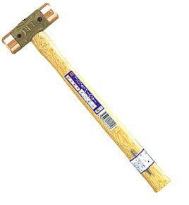 OH(オーエッチ工業)ヘッド交換できる銅ハンマー 12ポンド