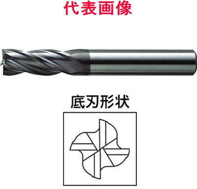 三菱マテリアル ミラクルエンドミル 4枚刃:刃長ミディアム 22.0×38×100mm シャンク径:20mm
