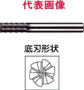 三菱マテリアル インパクトミラクルエンドミル 6枚刃:VFMD 18.0×40.0×120mm シャンク径:16mm