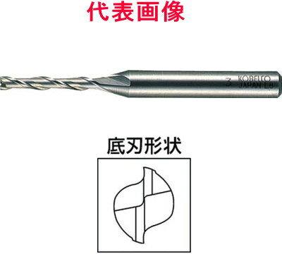三菱マテリアル 超硬エンドミル 2枚刃:ロングタイプ 20.0×70×140mm シャンク径:20mm