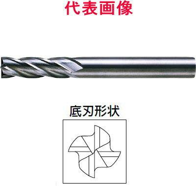 三菱マテリアル 超硬エンドミル 4枚刃:セミロングタイプ 22.0×65×140mm シャンク径:25mm