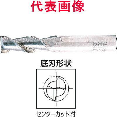 DIJET 超硬エンドミル アルミ用 2枚刃 刃長:レギュラータイプ 29.0×65.0×140mm シャンク径:32mm